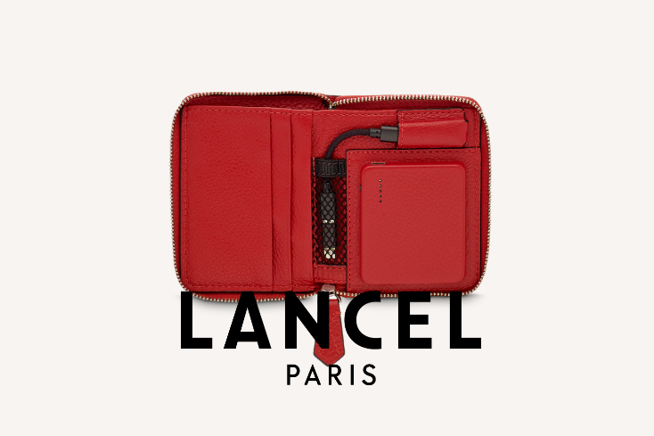 Lancel SIGNATURE product innovation by De Rigueur
