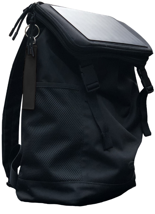 Lacoste INFINI T Backpack product innovation by De Rigueur
